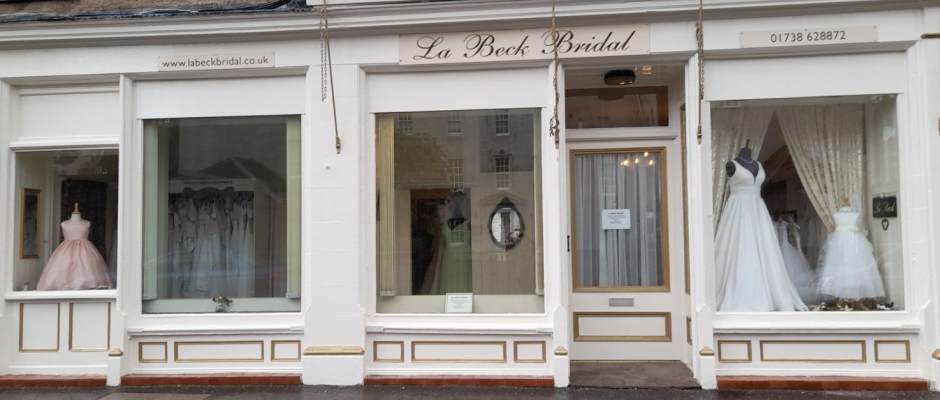 La Beck Bridal - Bridalwear and accessories